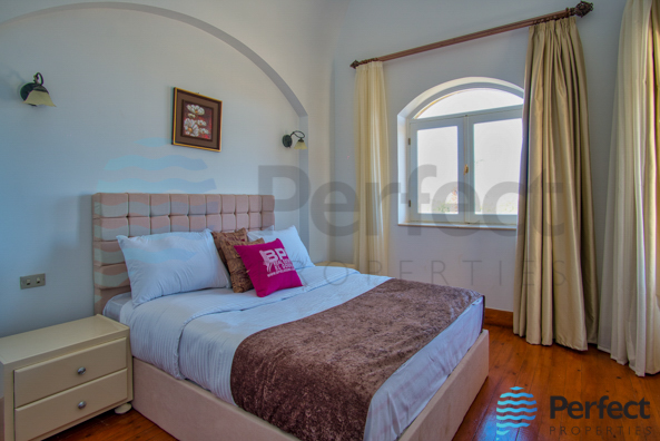 Bedroom in Upper Nubia Villa EL Gouna RedSea Egypt