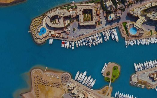 Sea View Apartment for Sale in New Marina El Gouna