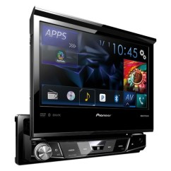 Pioneer Avh X7800bt Be Nungsanleitung Bmw E90 Professional Radio Wiring Diagram Pantalla Tactil 1 Din Abatible Gps