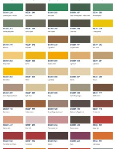 Bs  colours bs  chart also colour mixing service jotun patterson protective coatings rh ppcoatings