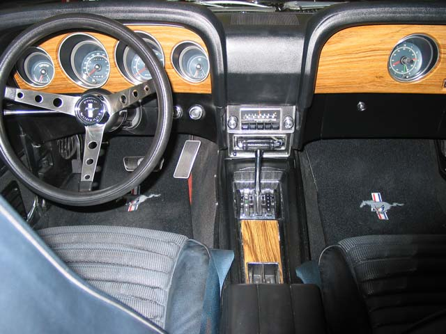 70 Mustang Dash Wiring Diagram