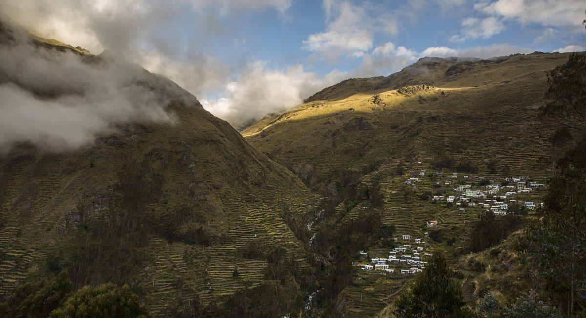 Cuyo Cuyo, Provincia de Sandia, Puno.