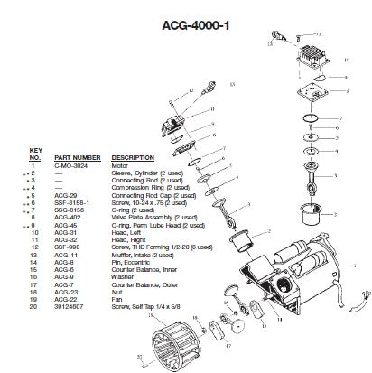 Quincy Compressor Wiring Diagram, Quincy, Free Engine
