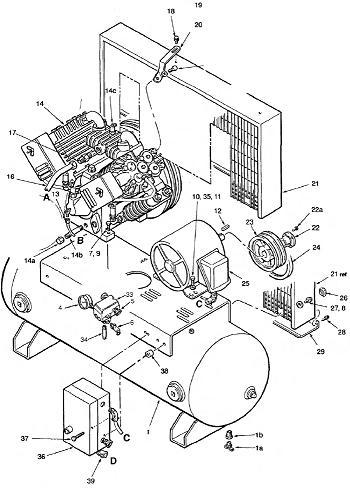 Wiring Diagram Database: Ingersoll Rand Compressor Parts