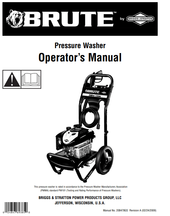 020450 Owners Manual