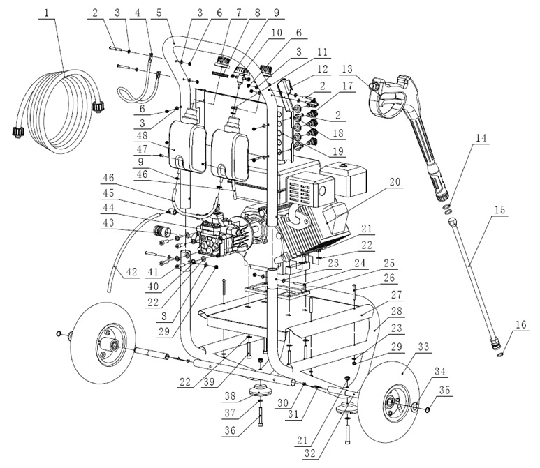 Water Pump Pressure Switch Diagram • Wiring And Engine Diagram
