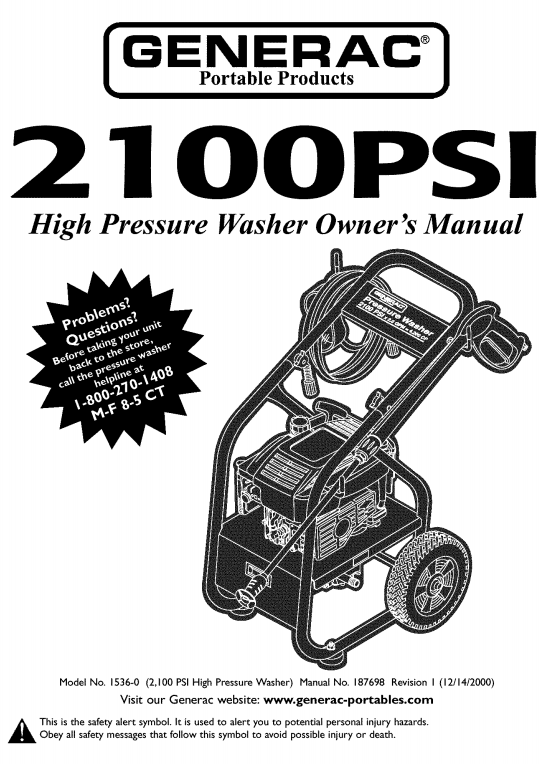 1536 Owners Manual