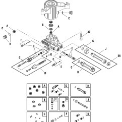 Troy Bilt Pressure Washer Parts Diagram 2001 Saturn Sl1 Stereo Wiring Model 020344 1 And 2