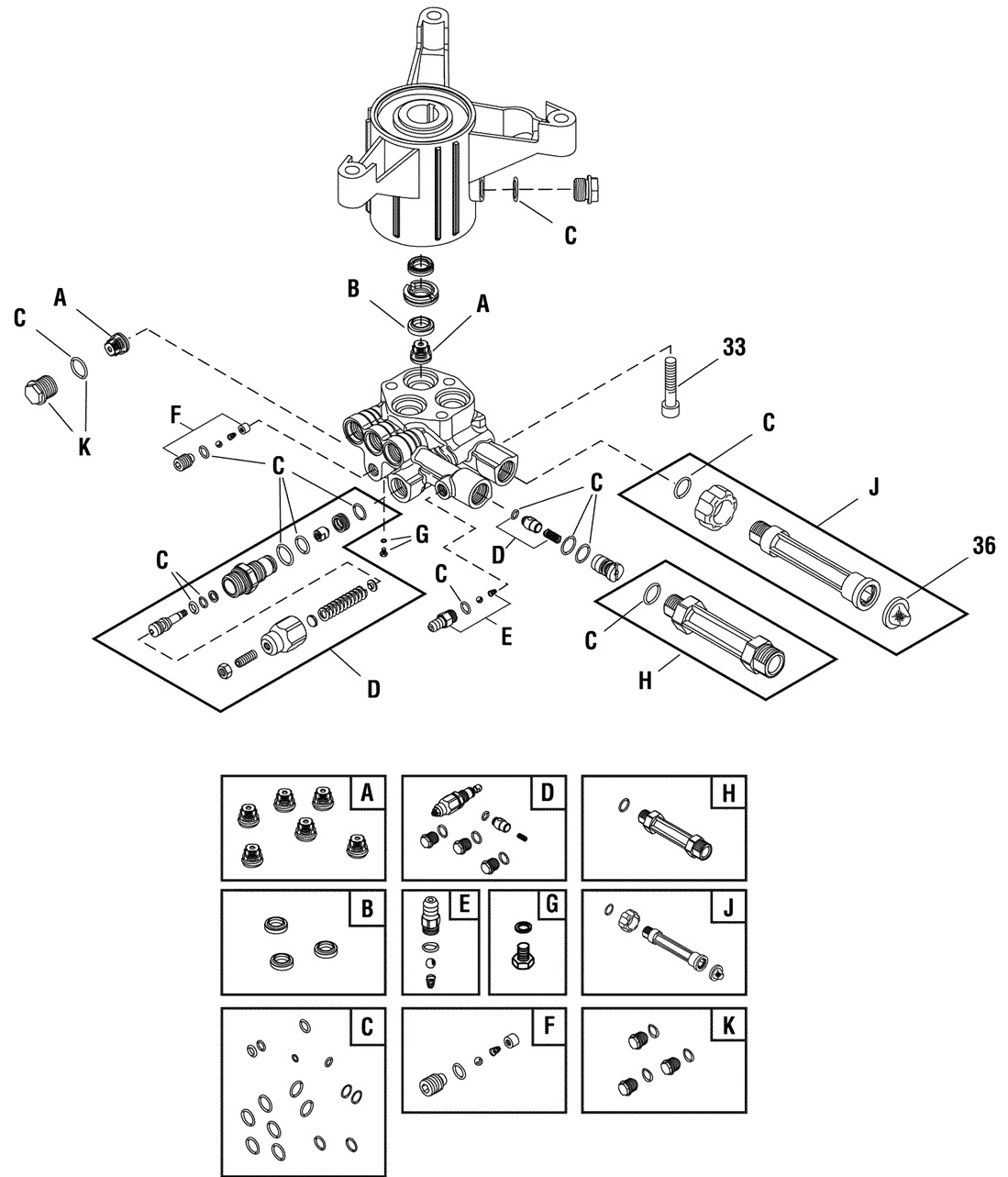 troy bilt pressure washer parts diagram visio tree template model 020344 1 and 2