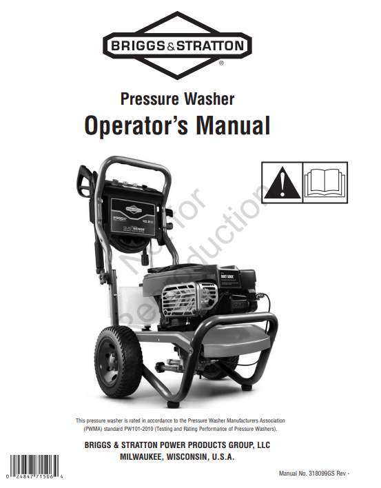 580754890 Owners Manual