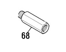 Briggs and Stratton Fitting, 707377