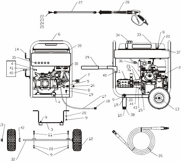 Onan 5500 Carburetor Diagram Furthermore Generator Wiring