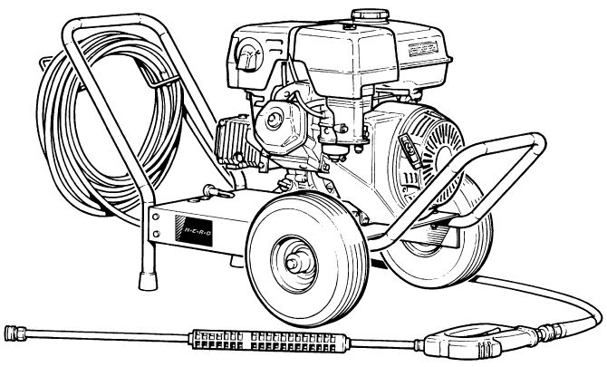 PW3540BD-AC Pressure Washer Parts, breakdown, and upgrade