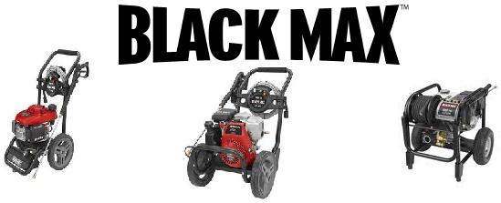 BLACKMAX POWER Washer Replacement Parts