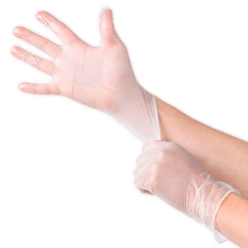 PVC Vinyl Glove