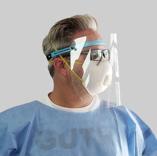 GUTR Face Shield