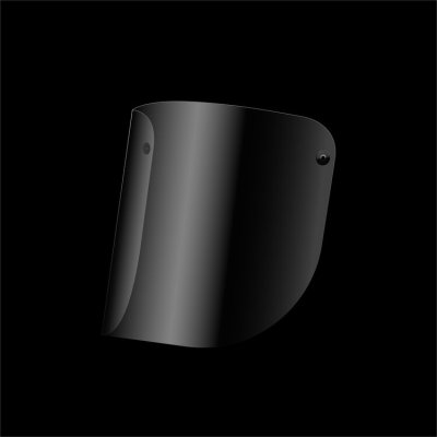 GUTR Replacement Visor