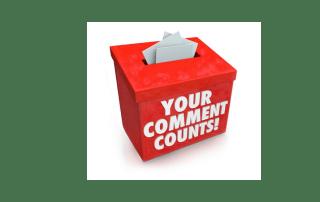 Your Comment Counts