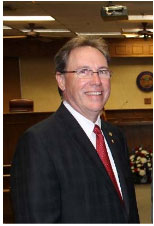 Council Member Chris P. Zimmerman, AIA