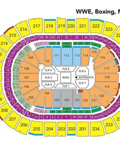 Seating chart view also wwe raw live ppg paints arena rh ppgpaintsarena