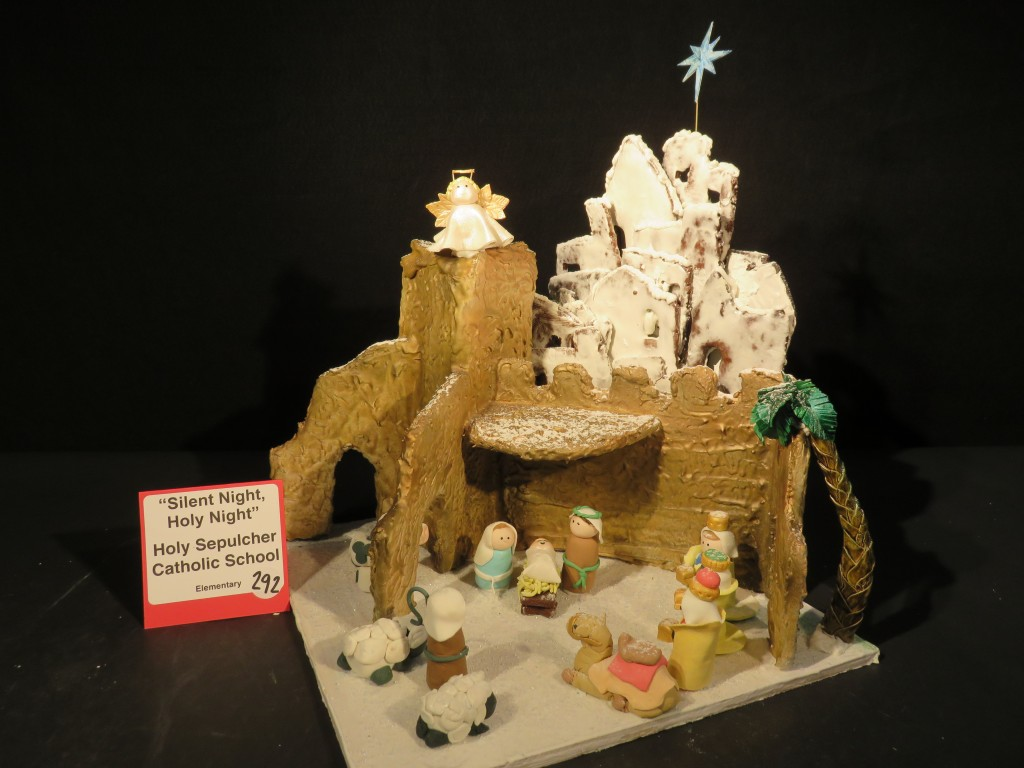 Gingerbread House Display Amp Competition