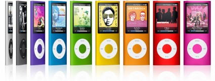 Let's Rock - iPod Nano