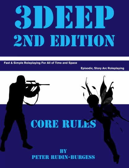 3Deep 2nd Edition
