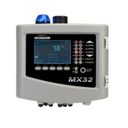 Gaslarmcentral Oldham MX32