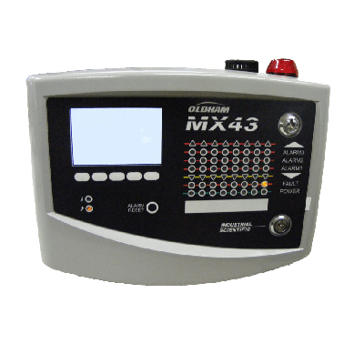 Gaslarmcentral Oldham MX-43