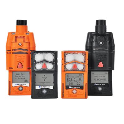 Multigasvarnare Ventis ™ Pro 4 och Pro 5