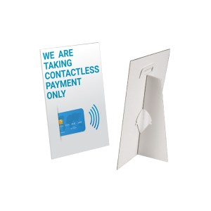 Contactless Strut Card