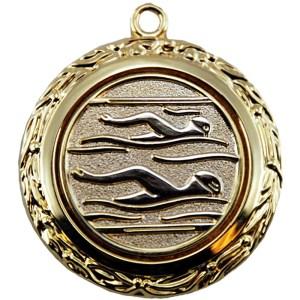 Medalje 715, Gull, Svømming
