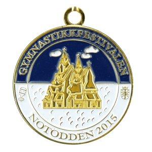 Spesial NotoddenGymnastikk - Gymnastikkfestivalen Notodden