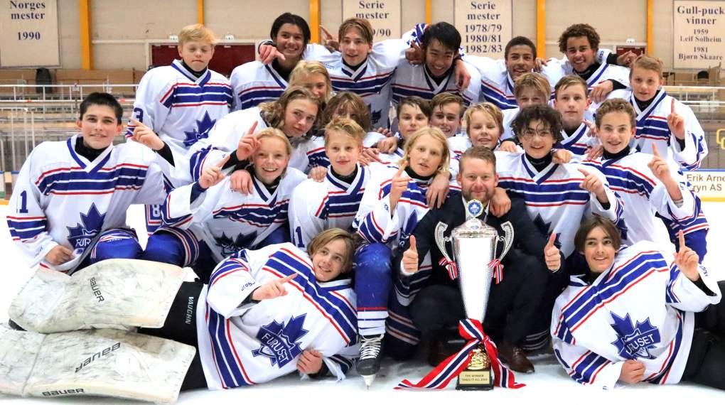 furuset ishockey Winner Takes It All - Furuset Ishockey