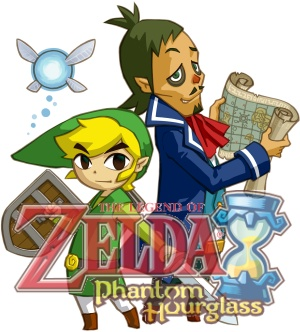 legend of zelda phantom hourglass
