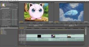 Video editing