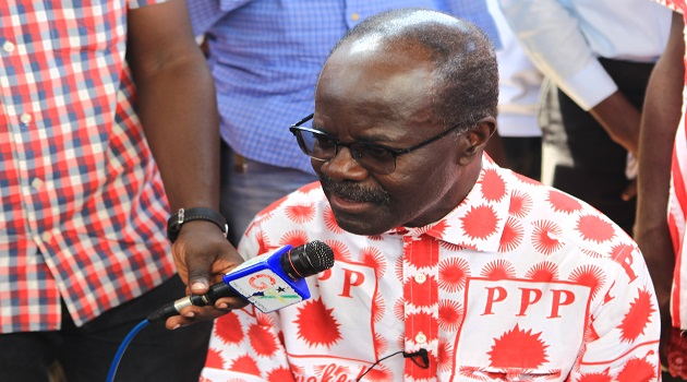 dr nduom talks about bad state of roads in ghana and prestea