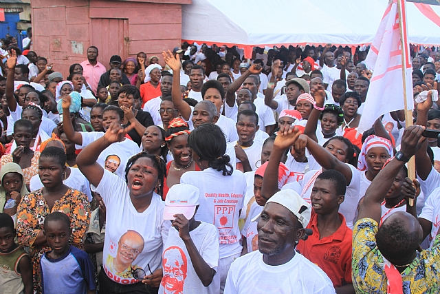 elmina goes wild for ppp