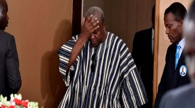 mahama-disappointed