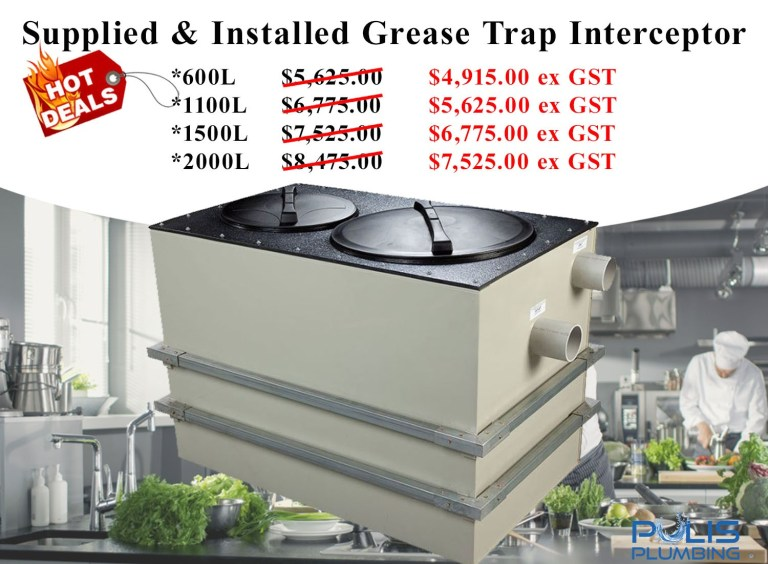 Grease Trap Ad