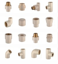 C-PVC D2846 Pressure pipe fittings