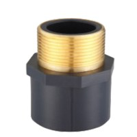 PVC SCHEDULE 80 PRESSURE PIPE FITTINGS