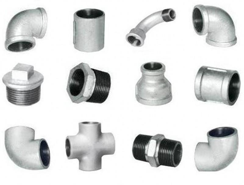 Galvanized Iron Fittings