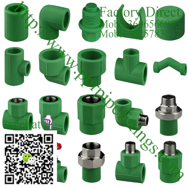 ppr pipe fittings, ppr pipes, ppr fittings at C&N Aquatherm