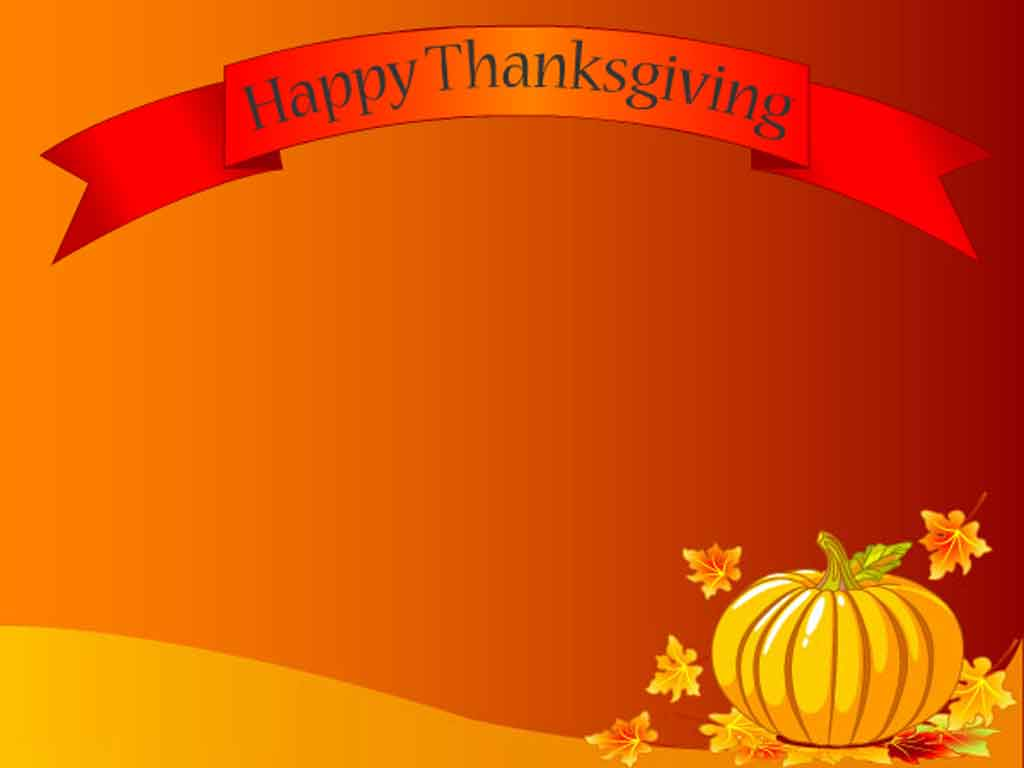 Cute Happy Thanksgiving 94269 Nanozine Wallpaper Backgrounds For Powerpoint Templates Ppt Backgrounds