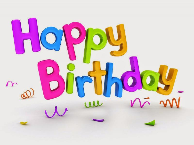 Happy Birthday Design Backgrounds For Powerpoint Templates