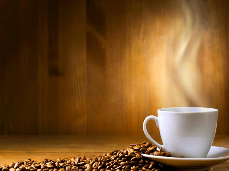 More Coffee Desktop Wallpaper Backgrounds for Powerpoint Templates  PPT Backgrounds