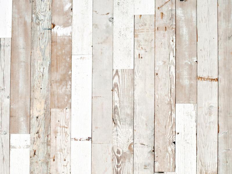 Rustic White Wood Texture Presentation Backgrounds for