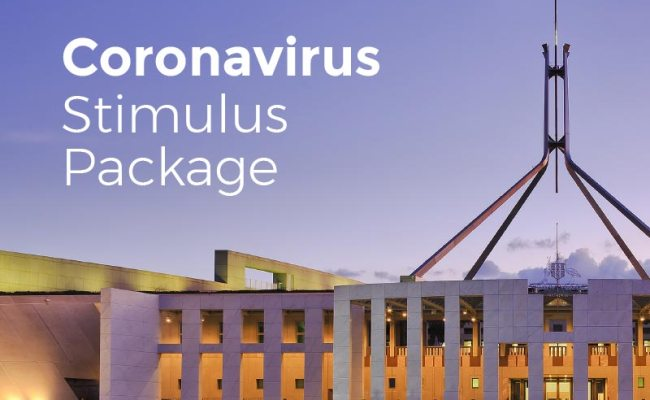 Coronavirus 17bn Government Stimulus Package Ppt