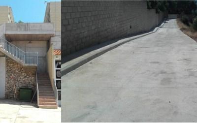Els Populars de Tavernes denuncien la construcció de nínxols inaccessibles al cementiri municipal
